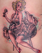 Lee Guy's Tattoo Gallery 11